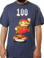 Jumping Mario T-Shirt