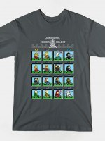KARTS OF THRONES: A RACE OF ICE AND FIRE T-Shirt
