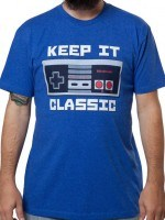 Keep It Classic Nintendo T-Shirt