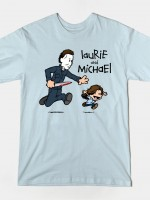 LAURIE AND MICHAEL T-Shirt