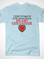LOUSY HEART CONTAINER T-Shirt