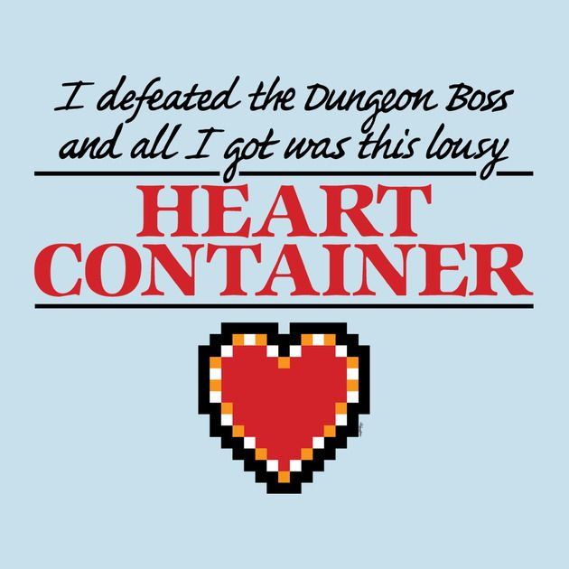 LOUSY HEART CONTAINER
