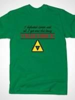 LOUSY TRIFORCE T-Shirt