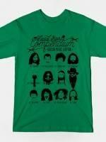 The Music Facial Hair Compendium T-Shirt
