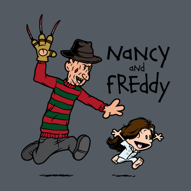 NANCY AND FREDDY