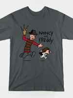 NANCY AND FREDDY T-Shirt