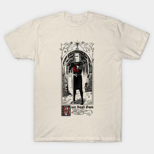 None Shall Pass Creme T-Shirt