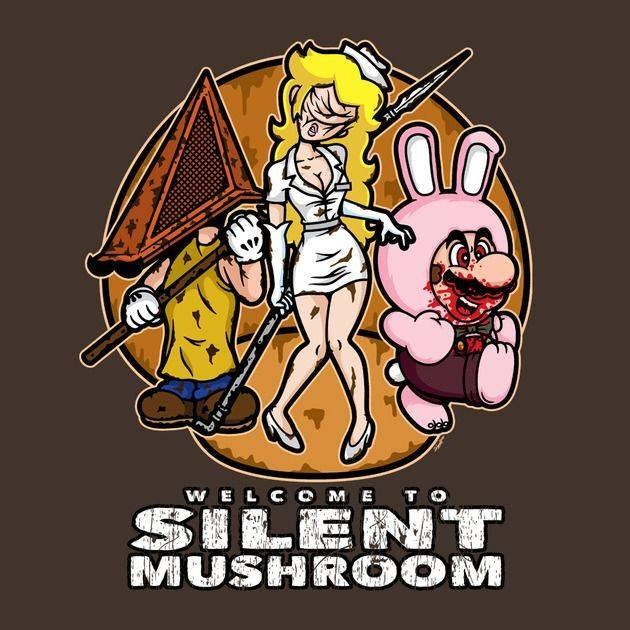 SILENT MUSHROOM