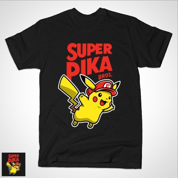 SUPER PIKA BROS