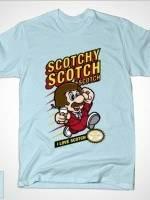 SUPER SCOTCHY BROS. T-Shirt