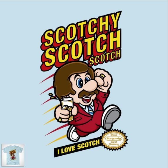 SUPER SCOTCHY BROS.