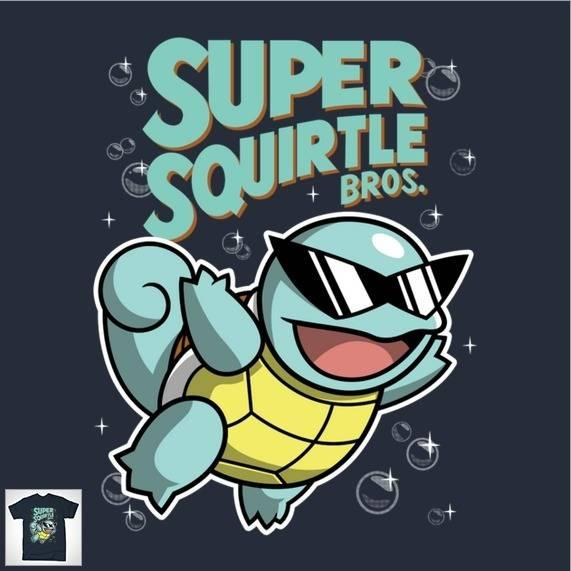 SUPER SQUIRTLE BROS