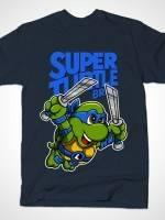 Super Turtle Bros Leo T-Shirt