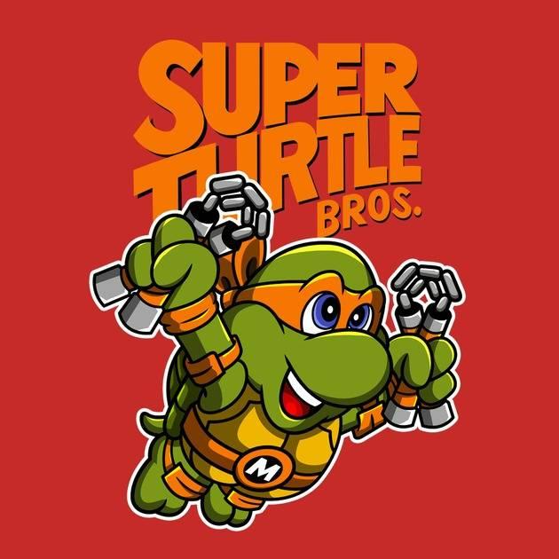 SUPER TURTLE BROS - MIKEY