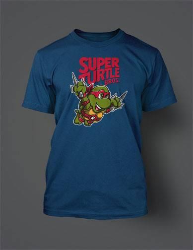 SUPER TURTLE BROS - RAPH