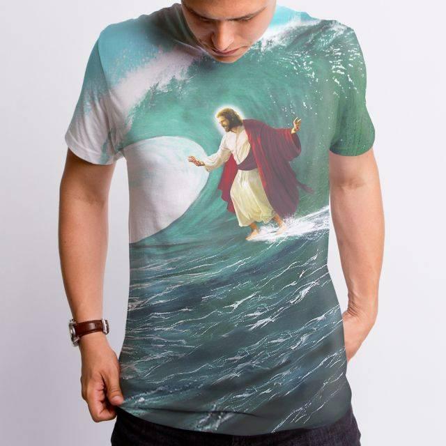 Surf's Up Jesus