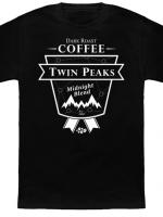Twin Peaks Finest Black T-Shirt