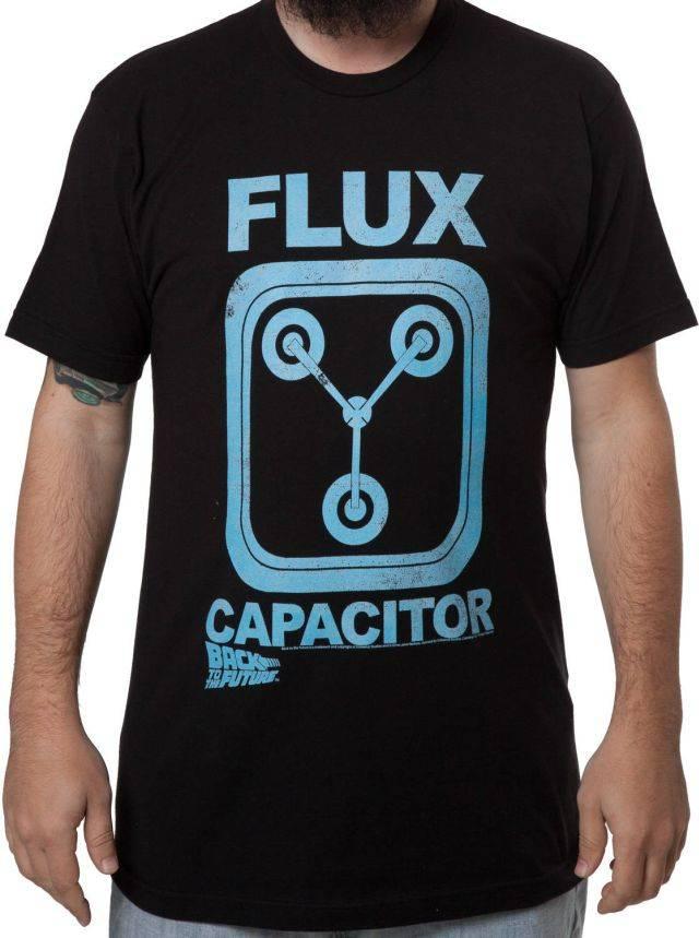 Black Flux Capacitor