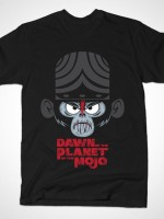 DAWN OF THE PLANET OF THE MOJO T-Shirt