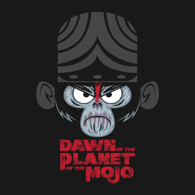 DAWN OF THE PLANET OF THE MOJO