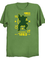 DBZ Saiyan Power Over 7000 T-Shirt