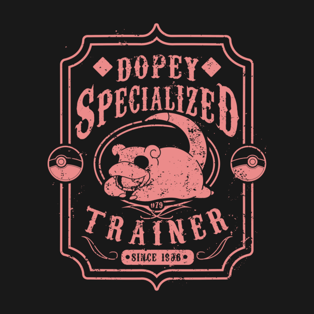 DOPEY SPECIALIZED TRAINER