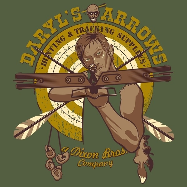 Daryl's Arrows