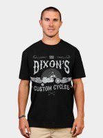Dixon's Custom Cycles T-Shirt
