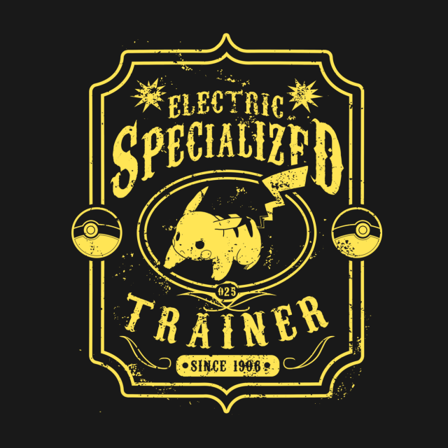 ELECTRIC SPECIALIZED TRAINER II