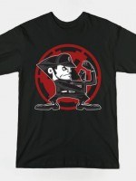 FIGHTING OFFICER (BLACK) T-Shirt