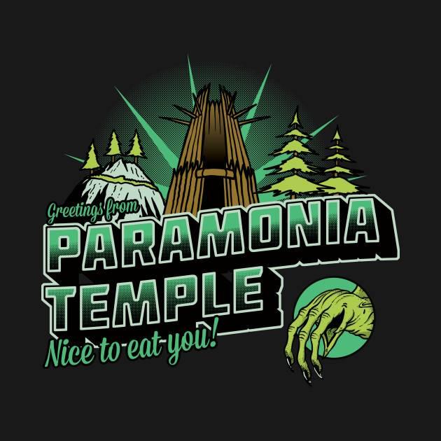 Greetings From Paramonia Temple