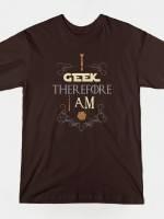 I GEEK T-Shirt