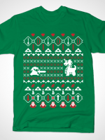 Its Dangerous To Go Alone This Christmas T-Shirt