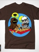 JAWA VS SANDTROOPER T-Shirt