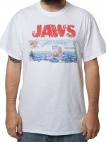 JAWS Billboard T-Shirt