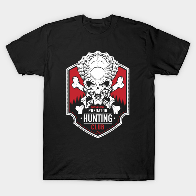 Predator Hunting Club - Sci Fi Military