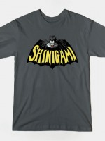 SHINIGAMI Gray T-Shirt