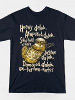 Special Weapons Dalek T-Shirt
