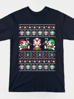 SUPER CHRISTMAS BROS T-Shirt