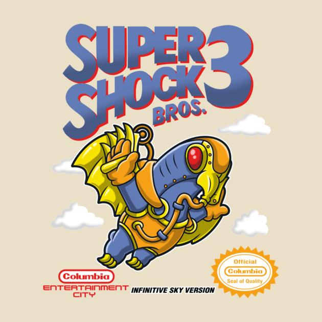 SUPER SHOCK BROS 3