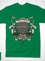 TURTLE POWER CREST T-Shirt