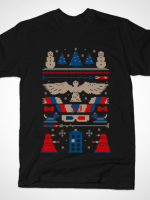 UGLY DOCTOR WHO SWEATER T-Shirt