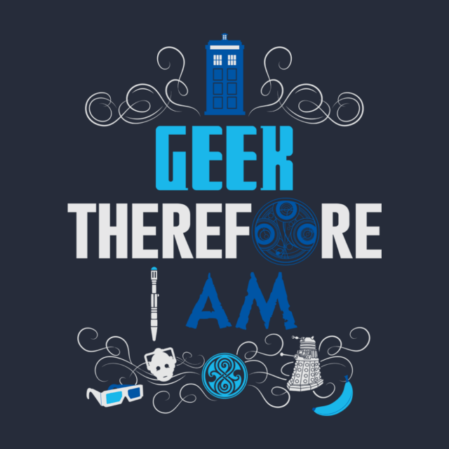 WHO'S GEEKY?