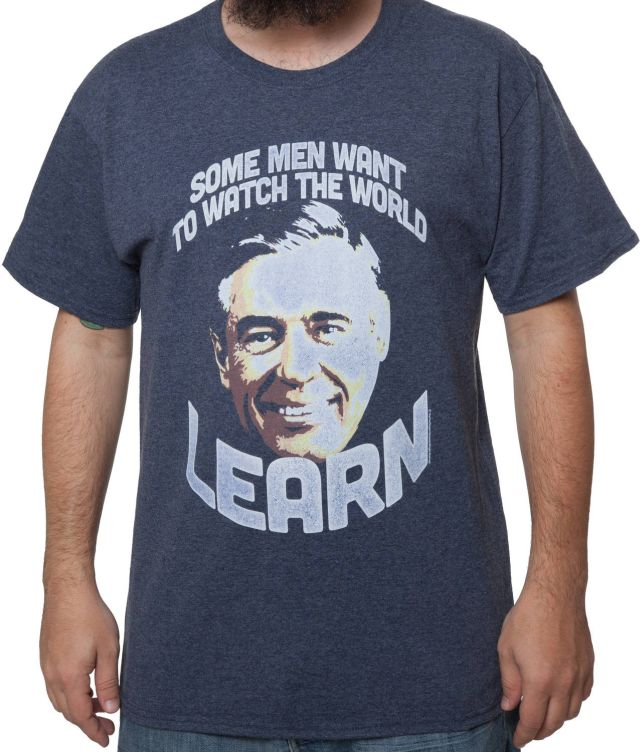 Watch The World Learn Mr Rogers