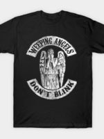 Weeping Angels Biker Club T-Shirt