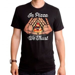 All Seeing Pizza