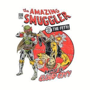 Amazing Smuggler #129