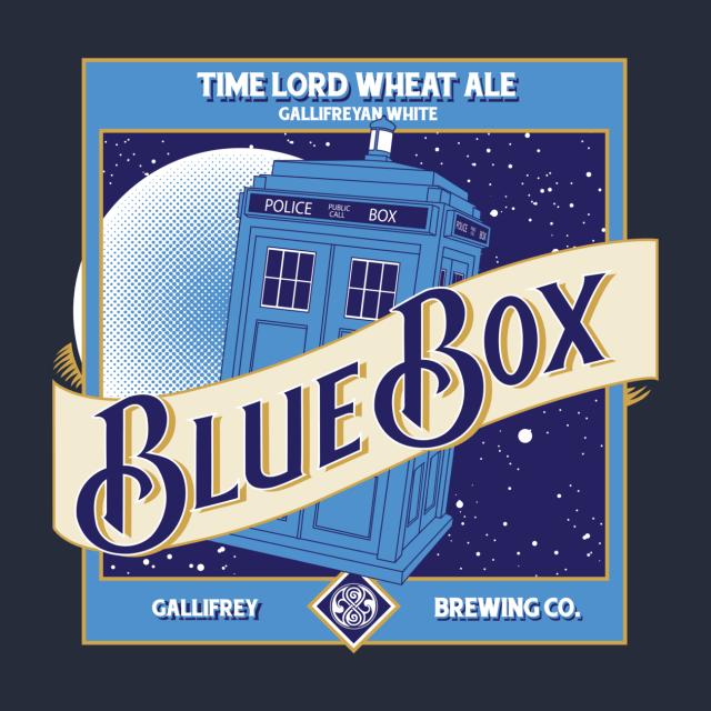 BLUE BOX BREWING