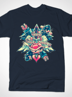 BOWSER NEVER LOVED ME T-Shirt