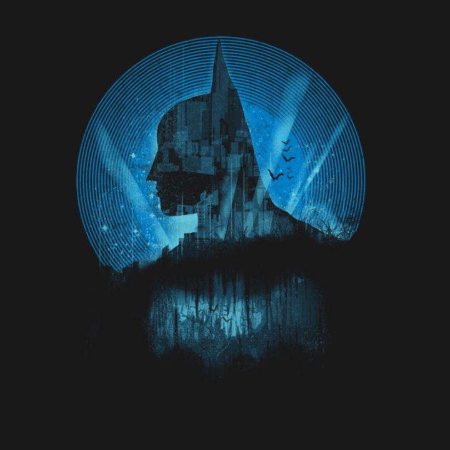 CITY KNIGHT - BLUE VERSION